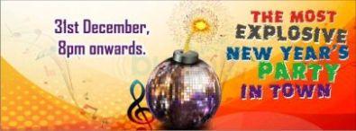 New Year Event in Tnagar,Chennai
